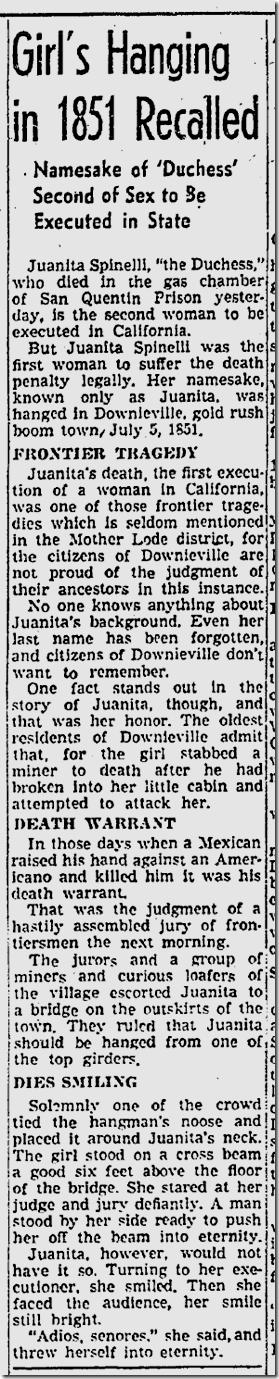Nov. 22, 1941, 1851 lynching
