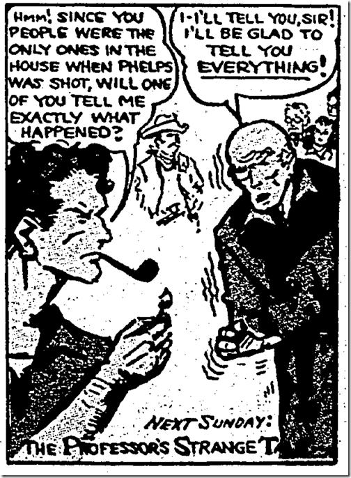 Nov. 23, 1941, Comics