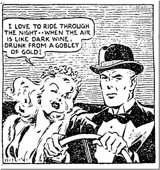 Nov. 12, 1941, Comics