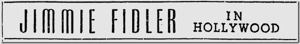 Nov. 1213, 1941, Jimmie Fidler