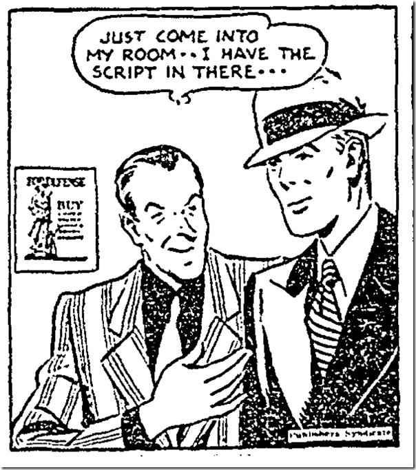 Nov. 19, 1941, Comics