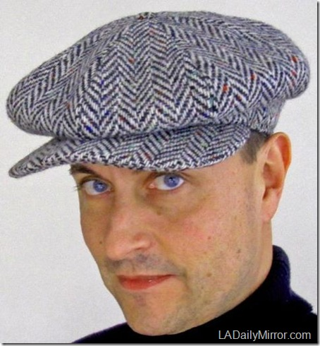Marc Chevalier, Newsboy Cap