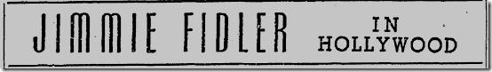 Dec. 17, 1941, Jimmie Fidler