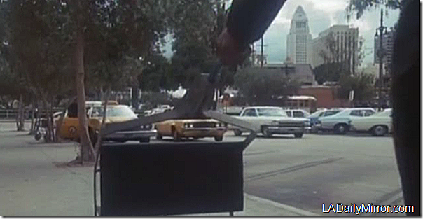 Movieland Mystery photo of Los Angeles City Hall