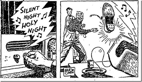 Dec. 22, 1941, Comics