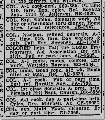 Dec. 22, 1941, Situations Wanted