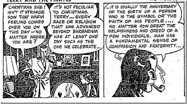 Dec. 24, 1941, Comics