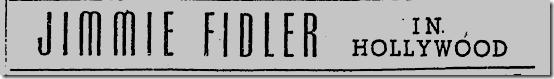 Dec. 24, 1941 Jimmie Fidler