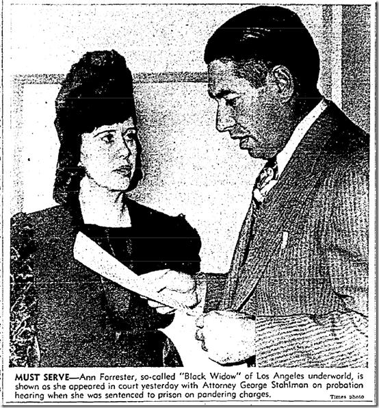 Dec. 5, 1941, Ann Forrester