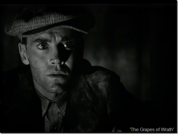 """The Grapes of Wrath"""