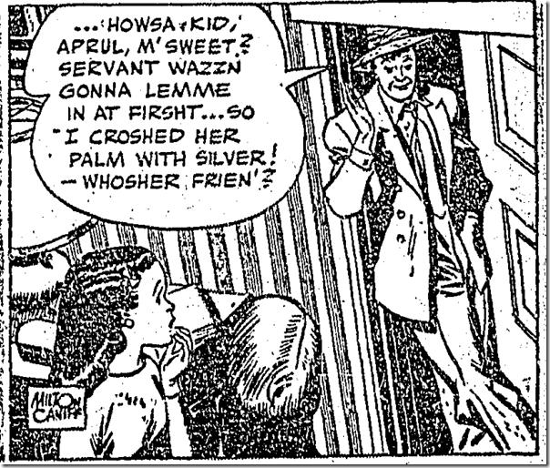 Dec. 15, 1941, Comics