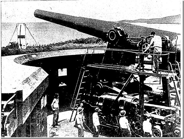Dec. 31, 1941, Corregidor