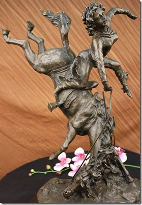 Abbotwares Bucking Bronco