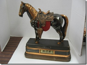 Abbotwares Horse Clock