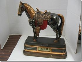 Abbotwares Horse Clock