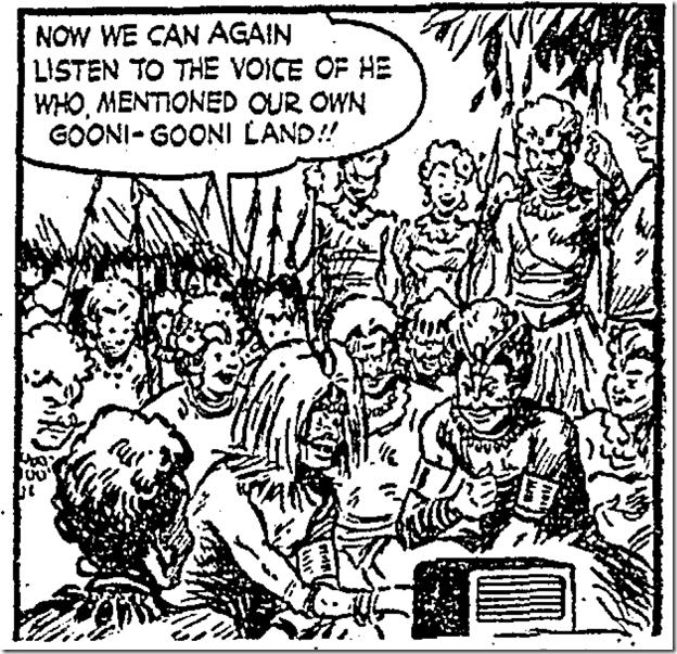 Jan .21, 1942, comics