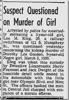 Jan. 25, 1942, Dorothy Lee Gordon