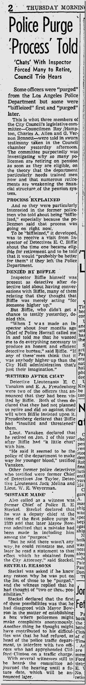 Jan. 29, 1942, LAPD Cleanup