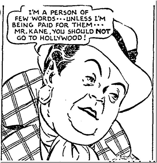 Jan. 5, 1942, Comics
