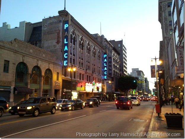 Feb. 17, 2012, Palace Theatre