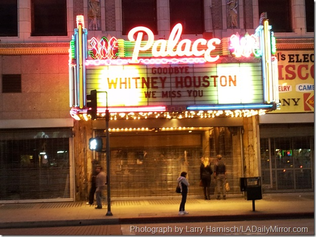 Feb. 17, 2012, Palace Theatre