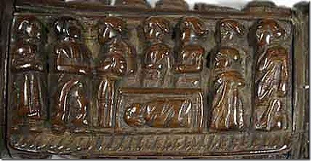 Coffin Snuff Box on EBay