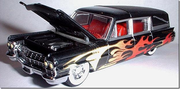 1963 Cadillac Hearse Model