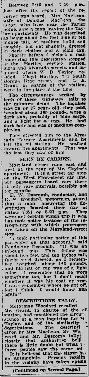 Feb. 3, 1922, William Desmond Taylor