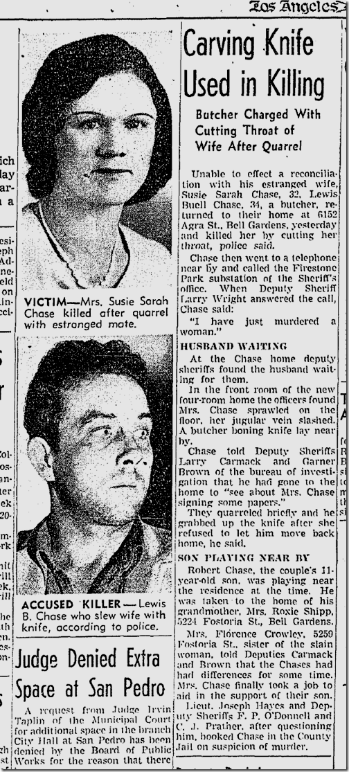 Feb. 2, 1942, Butcher Killing