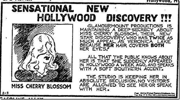 Feb. 3, 1942, Comics
