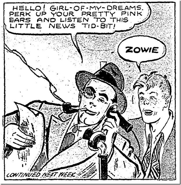 Feb. 8, 1942, Comics