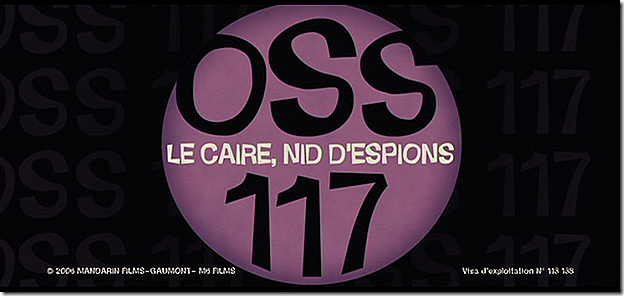 OSS 117: Cairo: Nest of Spies