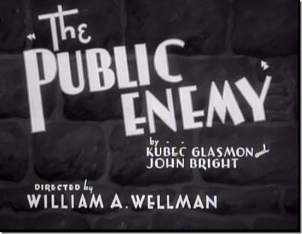 """The Public Enemy"""