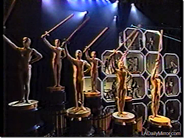 Mystery Photo -- Academy Awards