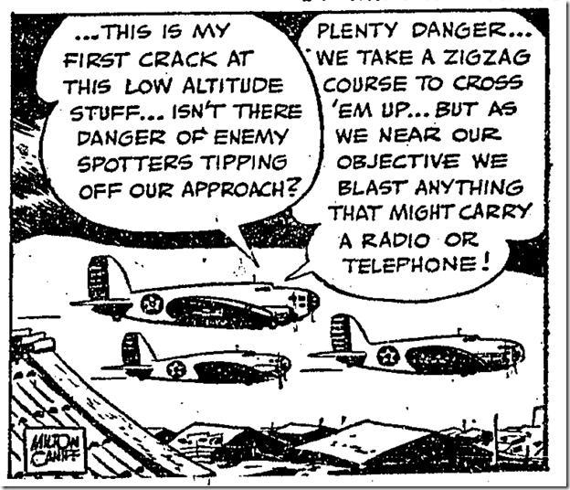 March 14, 1942, Comics