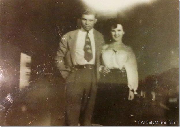 Elizabeth Short and Man, 1946