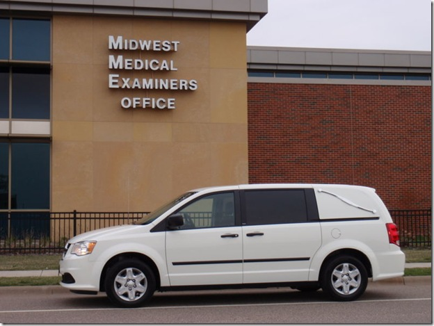 Dodge Caravan Hearse
