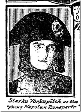Slavko Vorkapich, Aug. 19, 1923