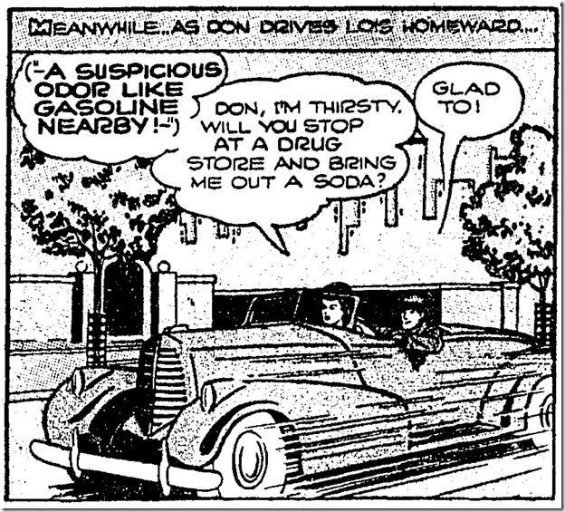April 26, 1942, Comics