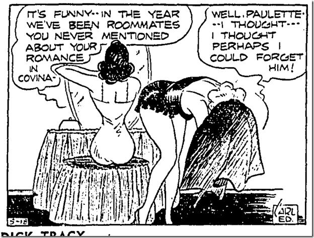 May 18, 1942, Comics
