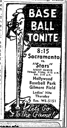 May 19, 1942, Baseball