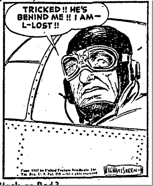 May 29, 1942, Comics