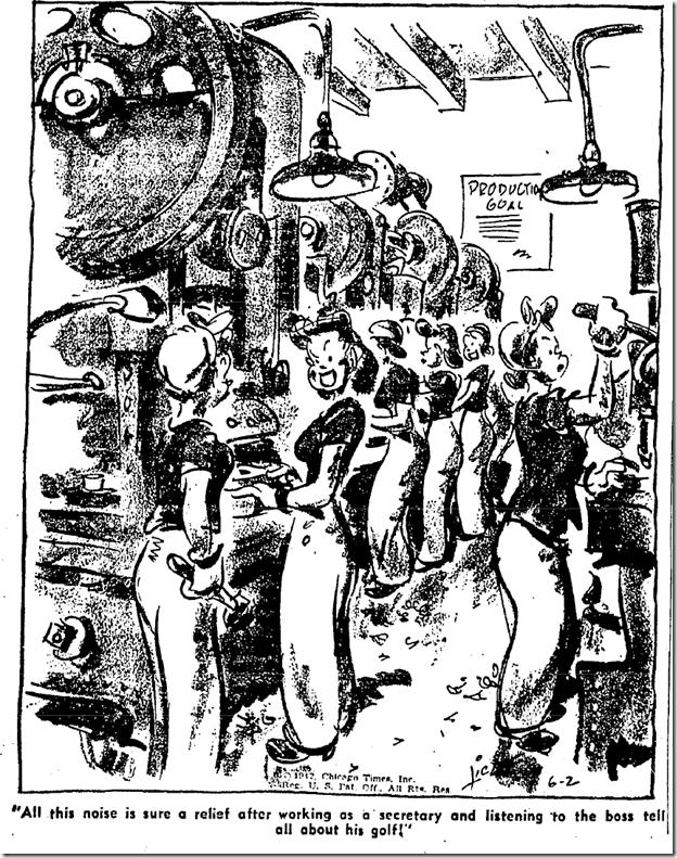 Jne 2, 1942, Comics