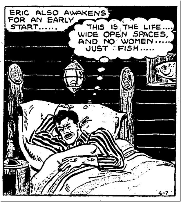 June 7, 1942, Comics