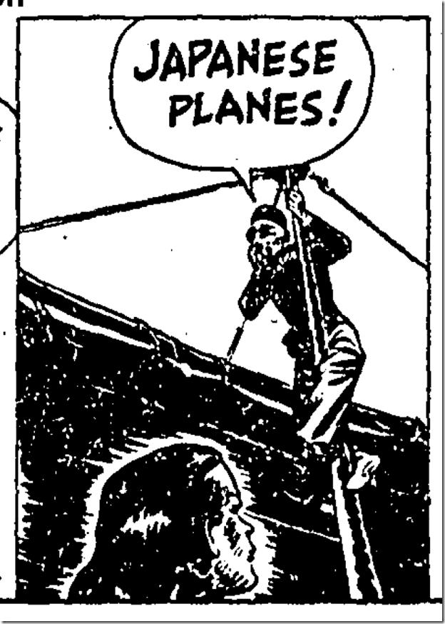 June 12, 1942, Comics