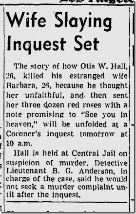 June 2, 1942, Inquest