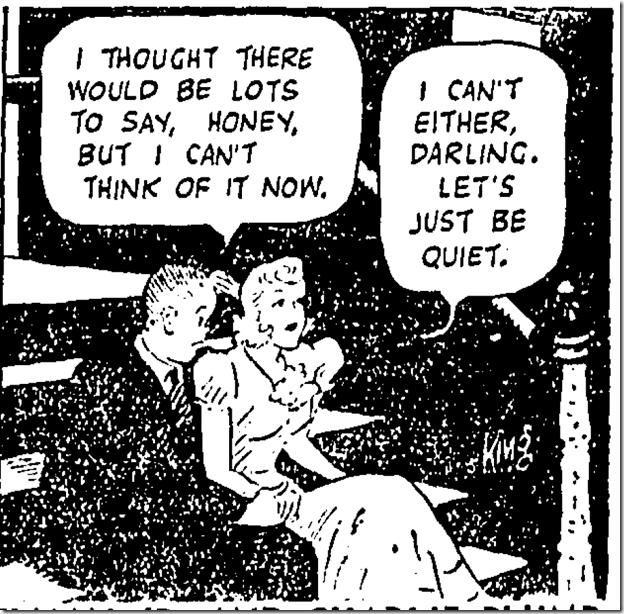 June 13, 1942, Comics