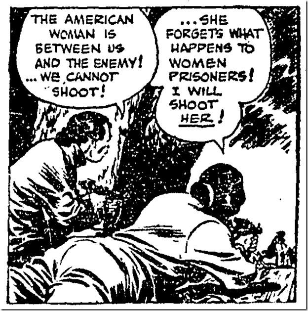 June 15, 1942, Comics