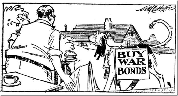 June 22, 1942, Comics