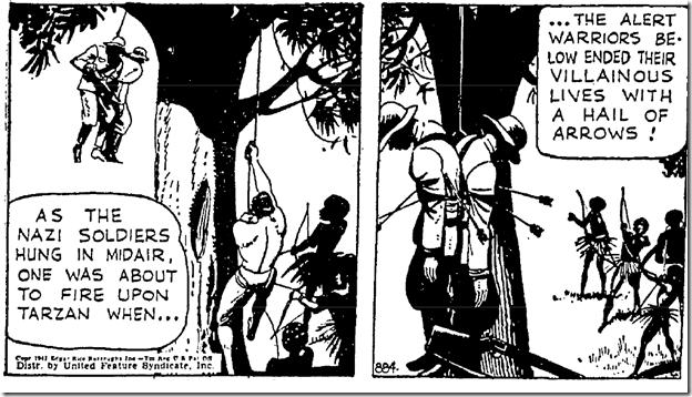 June 23, 1942, Comics